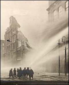 1904 Baltimore Fire
